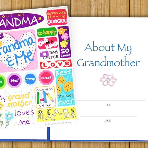 About My Grandmother Journal