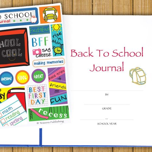 Back to School Journal