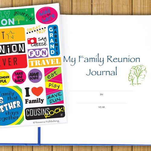 My Family Reunion Journal