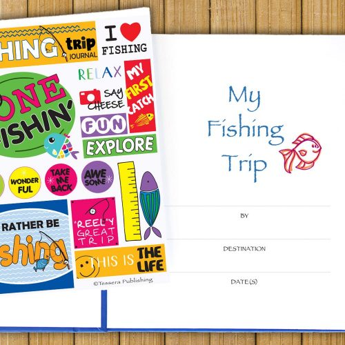 My Fishing Trip Journal