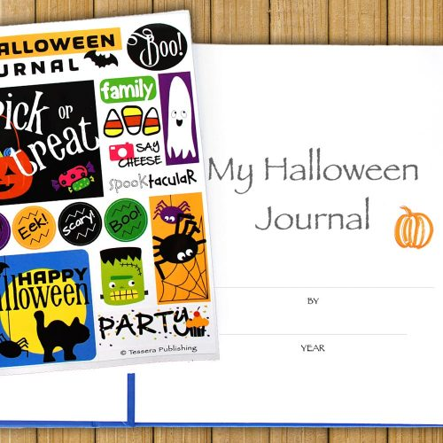 My Halloween Journal