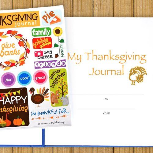 My Thanksgiving Journal