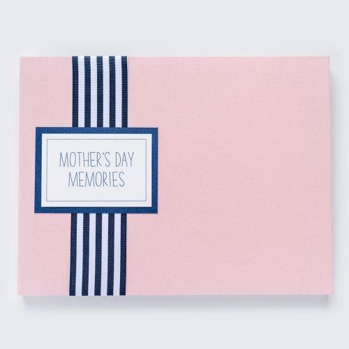 Mother's Day Memories Memory Book