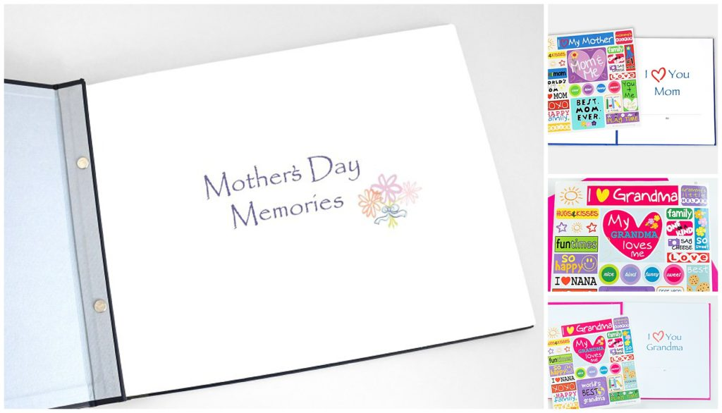 Mother's Day Memories and Mother's Day Journals