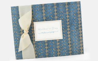 Mother's Day Memory Book
