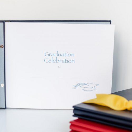 Graduation Celebration Guest Book